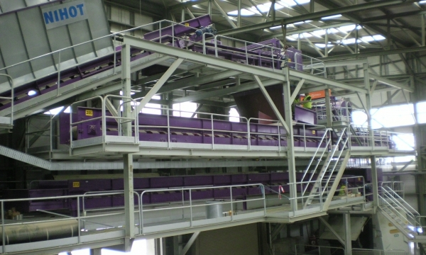 DMR - Dry Mixed Recyclates