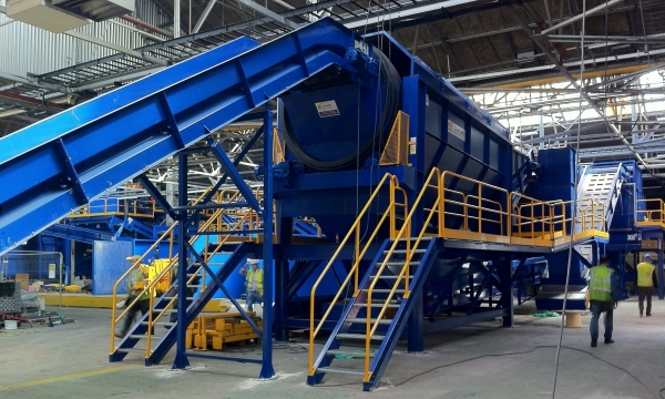 PRF - Plastics Recycling Facility